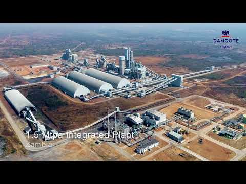 Dangote Cement : One Africa. One Brand TVC 1