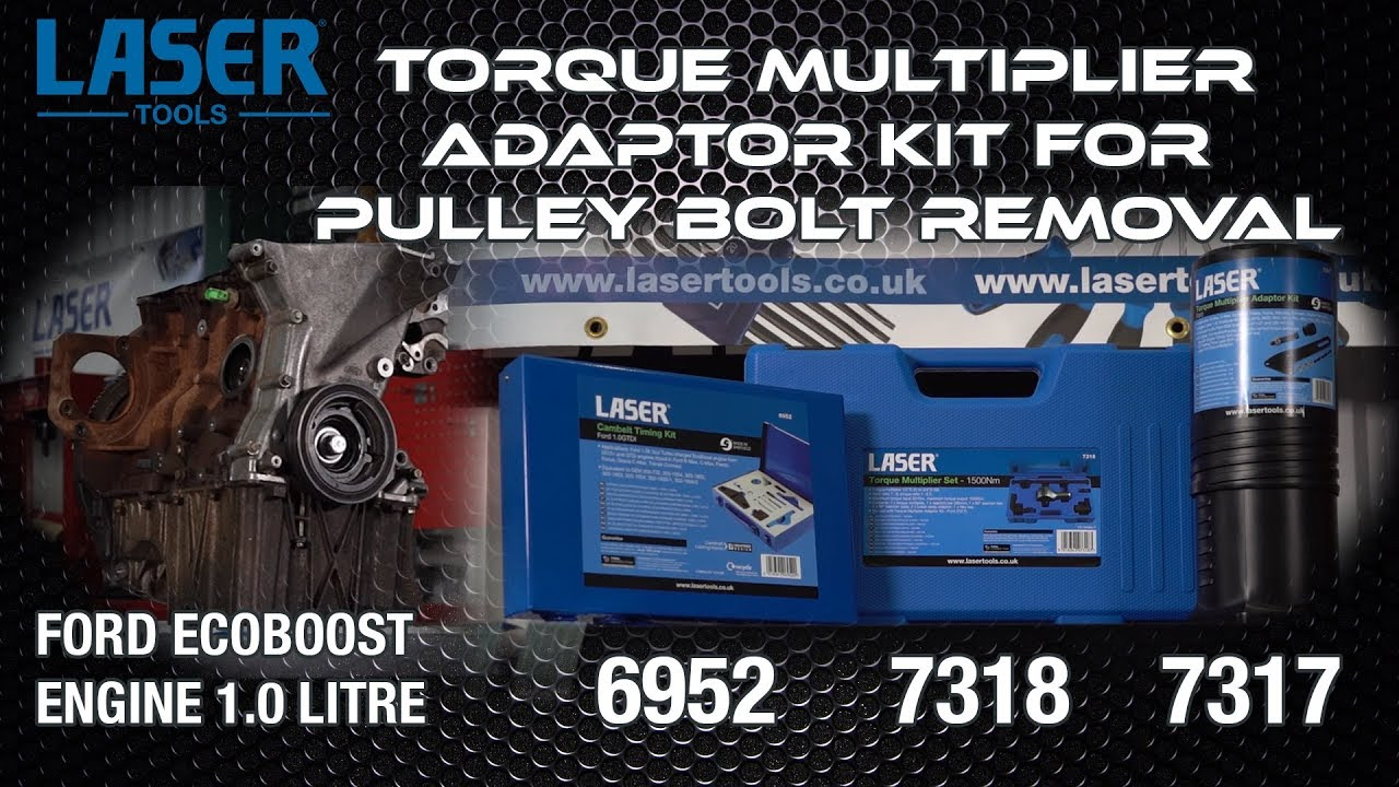 Laser 7318 Torque Multiplier Set-1500Nm