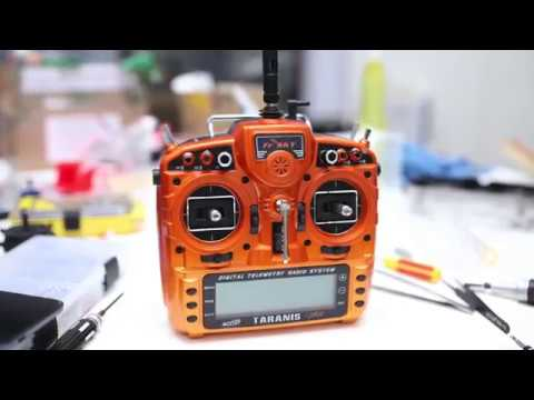 Taranis X9d Replacing Front Cover And Frsky M9 Hall