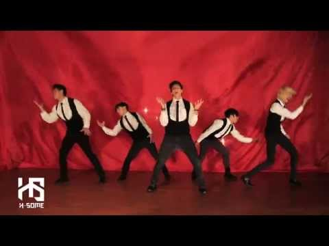 Mr.Mr.  - Waiting For You Dance Cover By H-Some