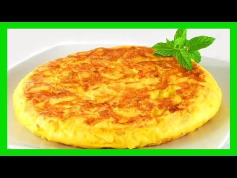 Como se hace una tortilla de patata baja en grasa en el - Tortilla en el microondas ...