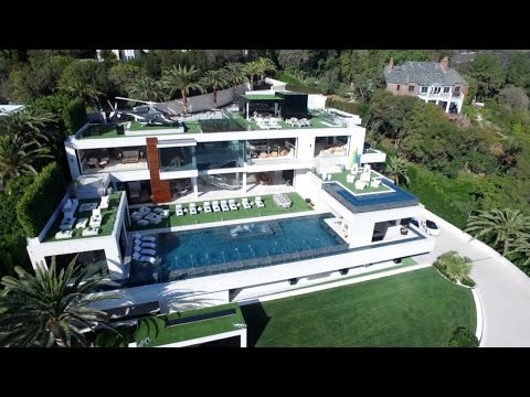 This Bel Air mansion is listed for $250 million — the most expensive home for sale in the US