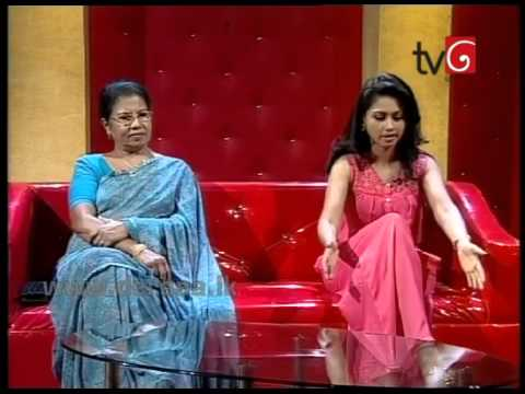 Mihiri Mathaka with Pooja Umashankar   02nd January 2014   Part 5