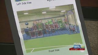 Mcmillen Park Community Center To Build Indoor Playground