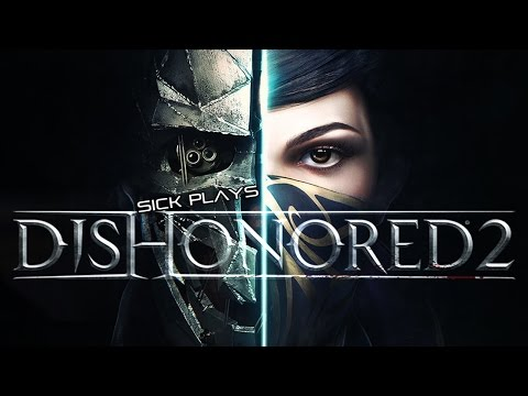 Dishonored 2 ENDING : Render Delilah Copperspoon Unconscious - Death to the Empress