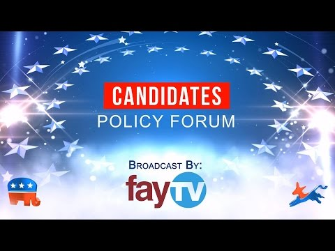 2016 Candidates Policy Forum
