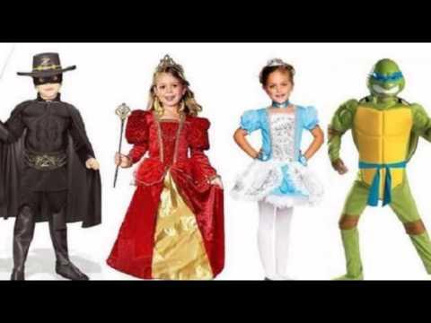 Детские карнавальные костюмы своими руками