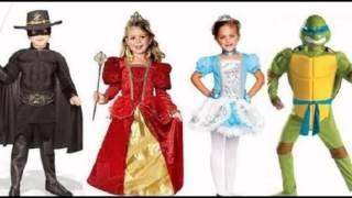 видео Оригинальные маскарадные костюмы для взрослых и детей - купить в интернет-магазине