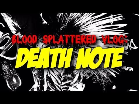 Death Note (2017) - Blood Splattered Vlog (Horror Review)