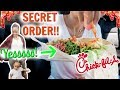 SECRET ORDER AT CHICK-FIL-A!! HANGING WITH RYMINGTAHN!