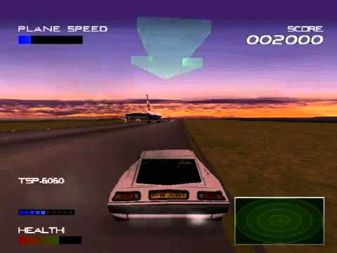007 Racing Playstation 1.