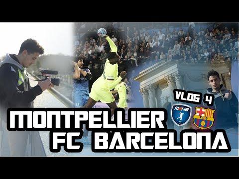 MONTPELLIER: El Barça pasa a cuartos | Vlog 4