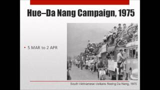 1975 Spring Offensive   Vietnam War