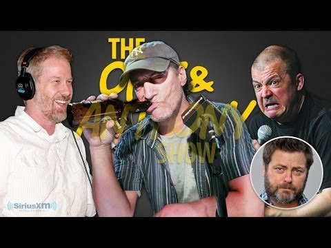 Opie & Anthony: Nick Offerman (10/28/13)