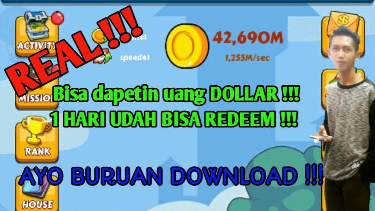 Aplikasi menghasilkan uang game MARGE ALL. - YouTube