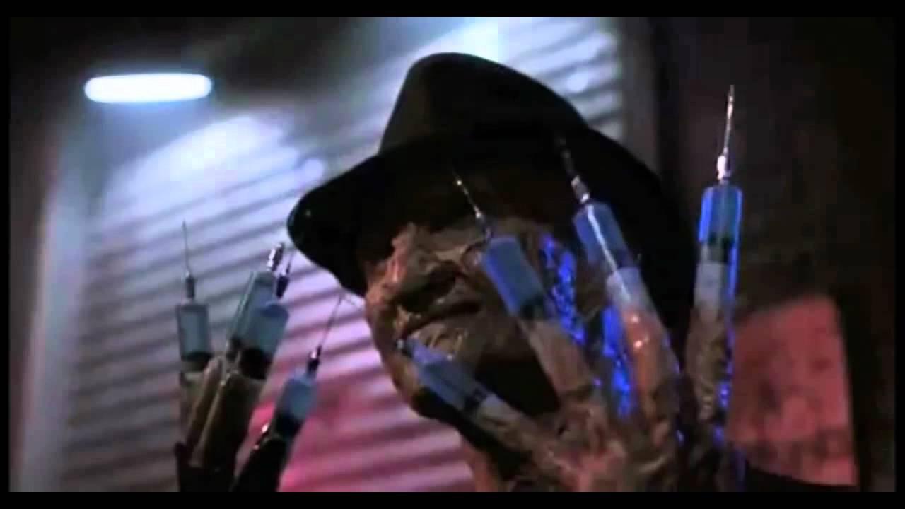 Créditos Finales De Pesadilla En Elm Street 6 Recopilación De Escenas Con Música Youtube