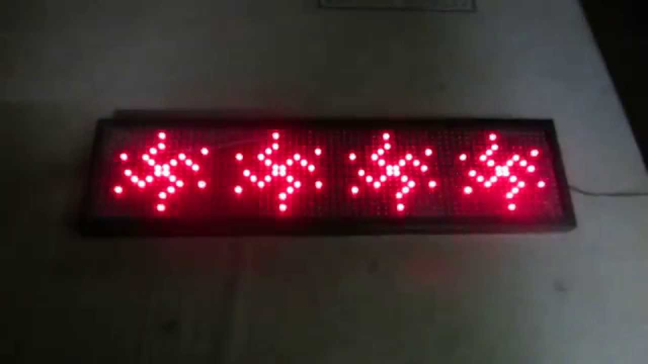 led normal single line hindi english led display boards delhi indialed normal single line hindi english led display boards delhi india, led displays ph 8505870707 youtube