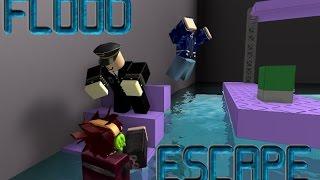 ROBLOX Flood Escape Revisit (yeaaaaaaaaaahhhh!!!)