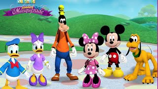Child Video - Mickey Mouse Clubhouse Masquerade Game