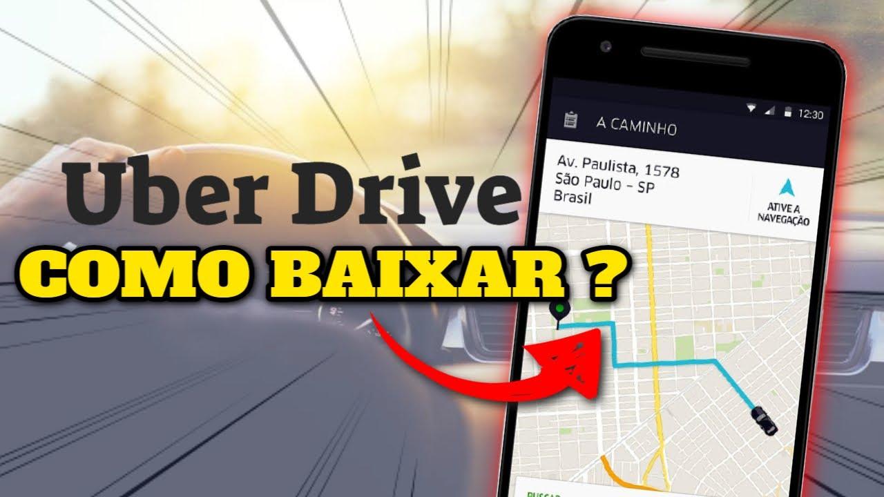 Como Baixar e Instalar Aplicativo Uber Driver para MOTORISTA no celular (android)