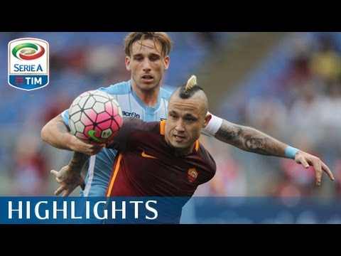 Lazio - Roma  1-4 - Highlights - Matchday 31 - Serie A TIM 2015/16