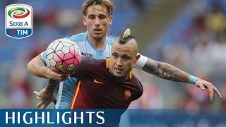 Lazio - Roma  1-4 - Highlights - Matchday 31 - Serie A TIM 2015/16