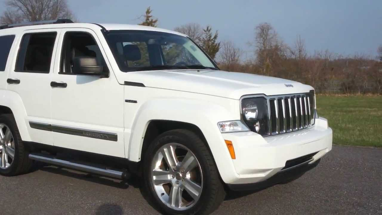 High Quality 2012 Jeep Liberty Limited Jet Edition For Sale~Leather~Low Miles~Salvage  Title From Sandy   YouTube