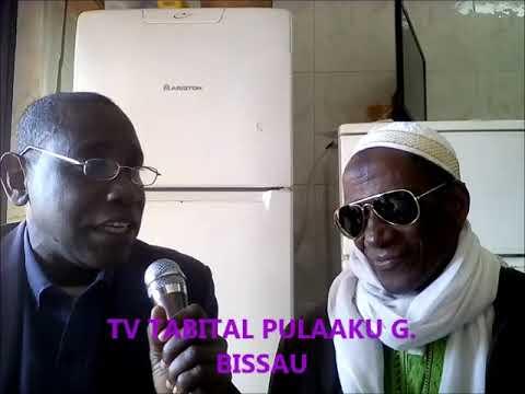 Aladje Suleimane Balde E  TV Tabital Pulaaku G. Bissau Gardin´gol Seco Umaro Sall. 05.12.2019