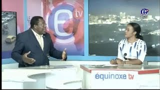 6PM NEWS EQUINOXE TV TUESDAY, FEBRUARY 13Th 2018