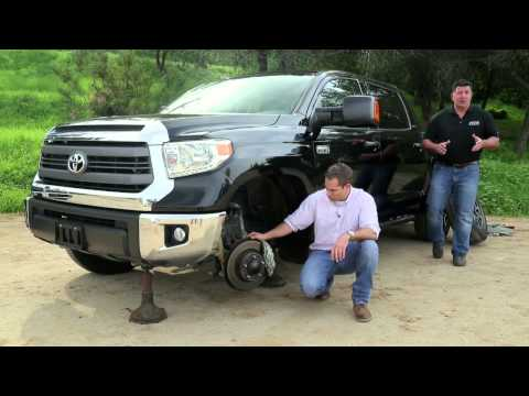 2015 Tundra and F 150 Comparison Video