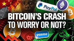 BITCOIN Dumps! Should You Worry!? NO! Bulls Will Return!