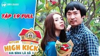 Gia đình là số 1 sitcom   tập 19 full: Thu Trang yêu Tiến Luật để chọc tức bạn trai cũ?