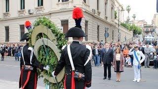 Reggio Calabria 2 giugno 2014. Festa della Repubblica