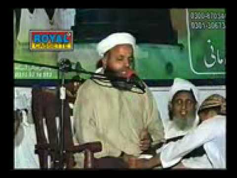 Jafar Qureshi (Amina Da Laal) part1/7 At 66 chak Ckakiyan Sgd by Malik Sajjad