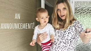 An Announcement on my NEW BABY Channel!