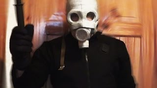 Combine Gas Masks And Real Life Influences