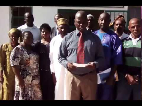 The Gambia Teachers Union Press release on the political situation in the Gambia Part 1