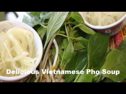 Discover Paris : China Town & Vietnamese Pho Soup
