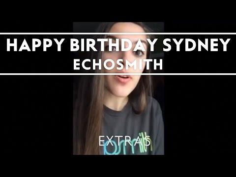 Happy 18th Birthday Sydney! [EXTRAS]