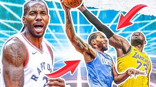 When KAWHI TAKES OVER!  - Best Scoring Moments - 2020 Playoffs Promo