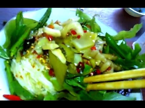 Asian Travel - Travelling And Tasting Food Around Phnom Penh - Youtube