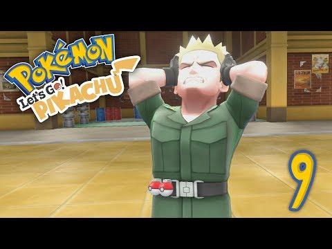 VAYA COMBATE! Pokemon Lets GO! E9 - Luzu thumbnail
