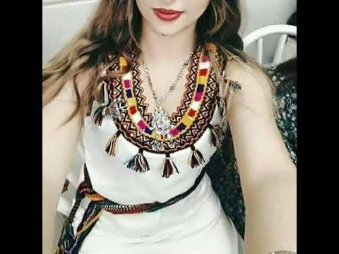 Robe Kabyle moderne 2018/2019 Très classe Gnader Dar