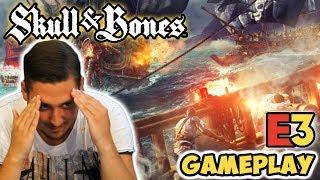 Skull and Bones: E3 2018 Multiplayer Gameplay [Shlorox] Deutsch/German