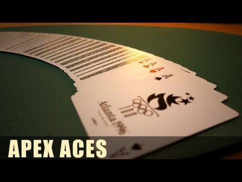 """エイペックス・エーセス フランク・ガルシア """"Apex Aces"""" by Frank Garcia"""