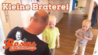 Das geht Frank nahe: Burgerbraten für die Zukunft der Kinder | 4/8 | Rosins Restaurants | Kabel Eins