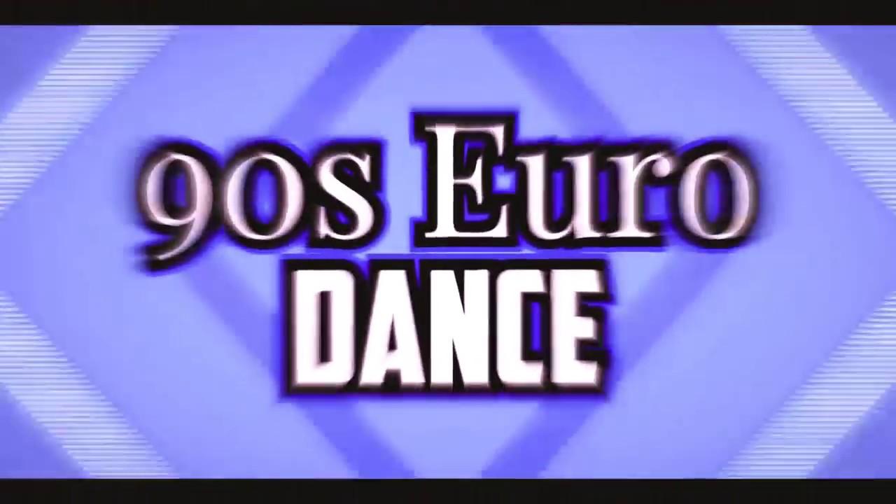 #eurodance 90s The Best of Eurodance Hits MegaMix Changa de los 90 (93 - 94 - 95 - 96 - 97)  (2018)