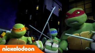 Les Tortues Ninja   La corruption de l'esprit   NICKELODEON