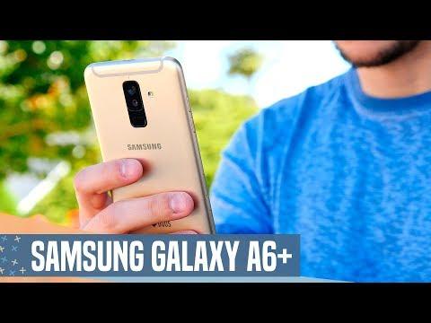 Samsung Galaxy A6+,