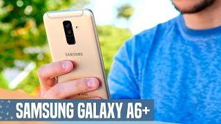 Samsung Galaxy A6+, review: Gama media PREMIUM y COMPLETO